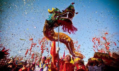 «Добрі дракони» Китаю