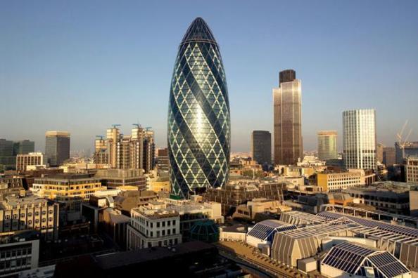 Чим знаменитий лондонський Сіті?