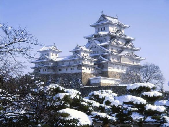 Чим знаменитий замок Хімедзі?