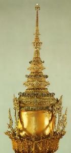 Яка вона   корона короля Таїланду?