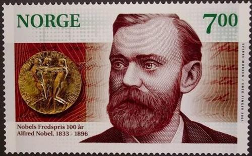 Цікаві факти про Альфреда Нобеля   Хто він прихильник миру або Торговець смертю?