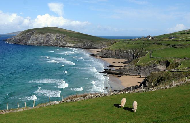 Чому Ірландія   «смарагдовий острів»?