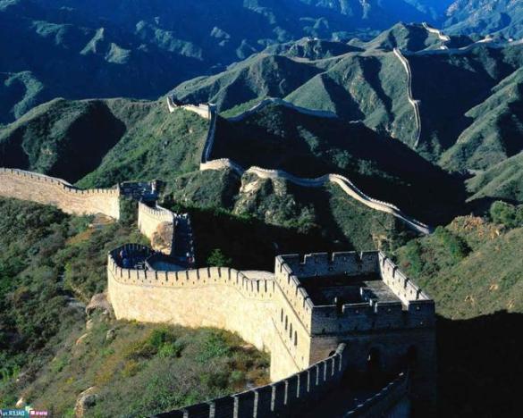 Як зявилася Велика китайська стіна?
