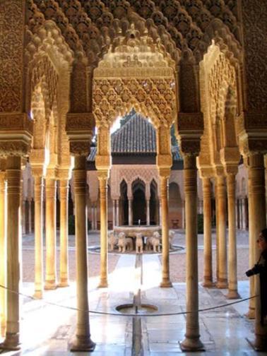 Що таке Альгамбра?