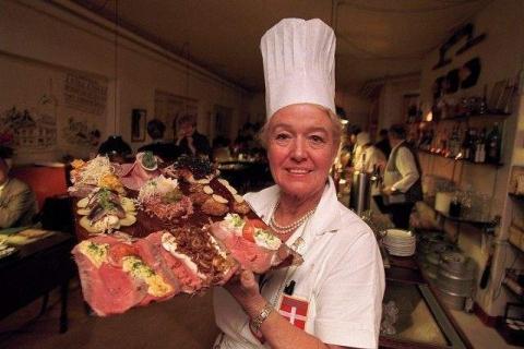 Яке блюдо в Данії найпопулярніше?