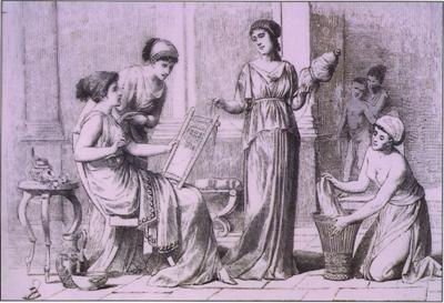 Як у Стародавній Греції ставилися до жінок?