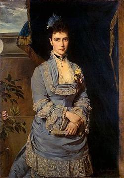 Яка данська принцеса стала російською імператрицею?