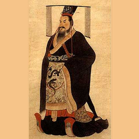 Хто став першим імператором Китаю?