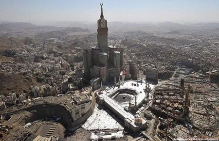 Де знаходиться головне місто мусульман?
