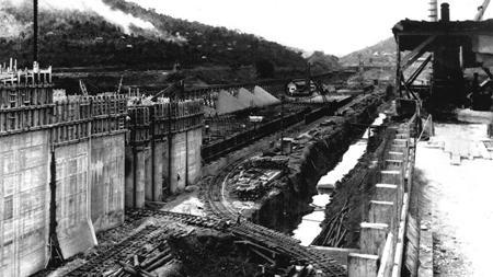 Історія будівництва Панамського каналу