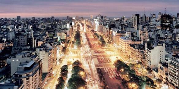 Столиця Аргентини   її історія і особливості