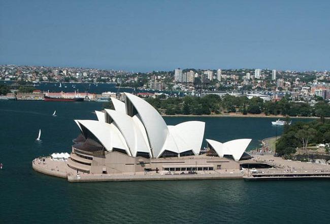 Яка будівля найвідоміша в Сіднеї?