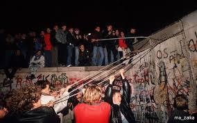 Що таке Берлінська стіна?