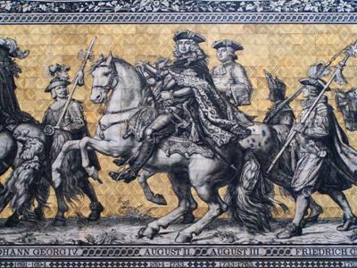 Як Август Сильний прославив Дрезден?