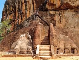 Таємниці палацу Сігірія (Шрі Ланка)