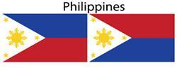 Цікаві факти про філіппінський прапор